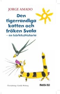 Den tigerrandiga katten